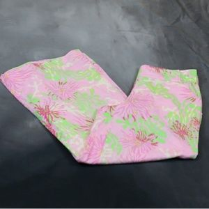 Lilly Pulitzer cotton beach pants S